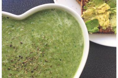 Lean Green Soup